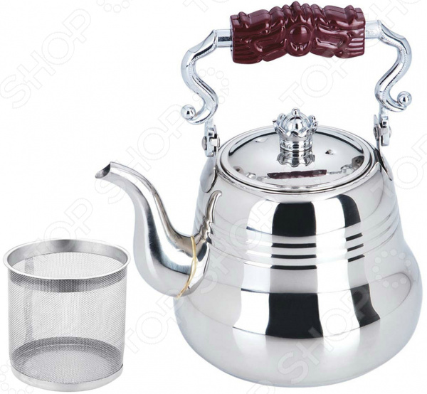 Чайник заварочный Bekker Belly Shine
