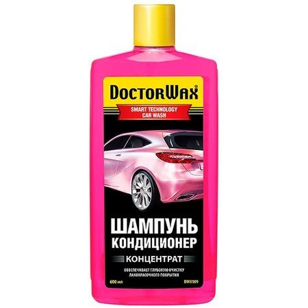 Автошампунь-кондиционер Doctor Wax концентрированный