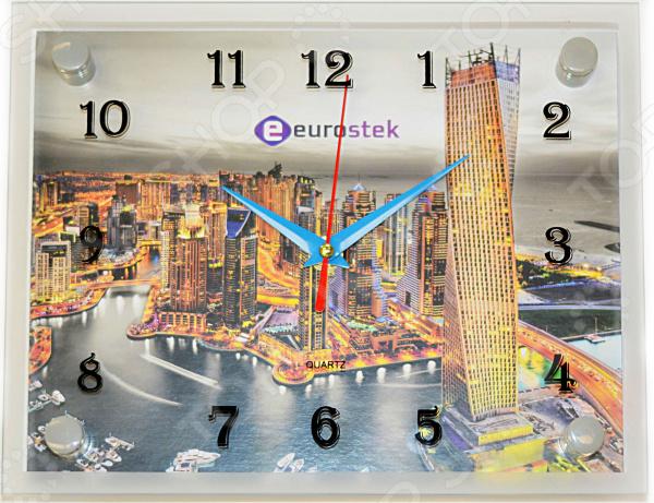 Часы настенные Eurostek 2026-966