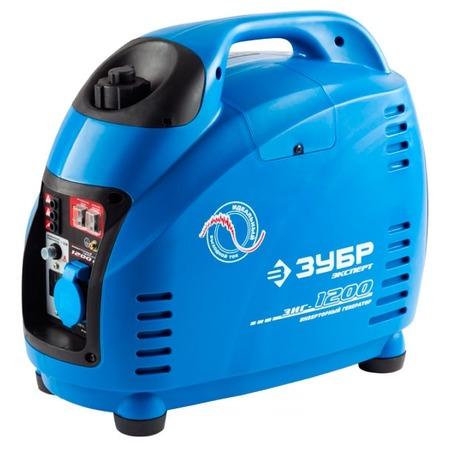 Генератор бензиновый Зубр ЗИГ-1200