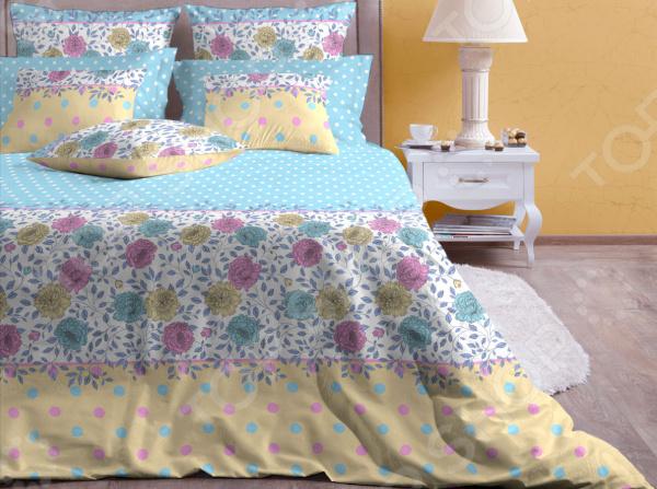 Комплект постельного белья Хлопковый Край «Дефиле»