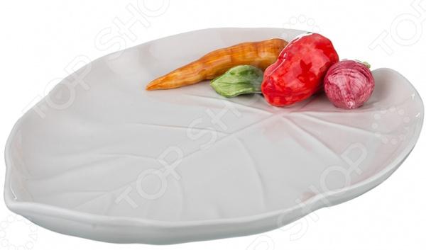 Блюдо Annaluma «Овощи» 628-117 олег ольхов овощи на вашем столе