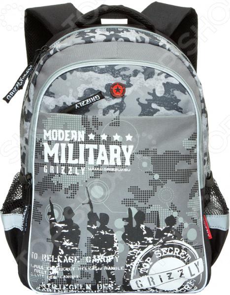 Рюкзак школьный Grizzly RB-632-2/1