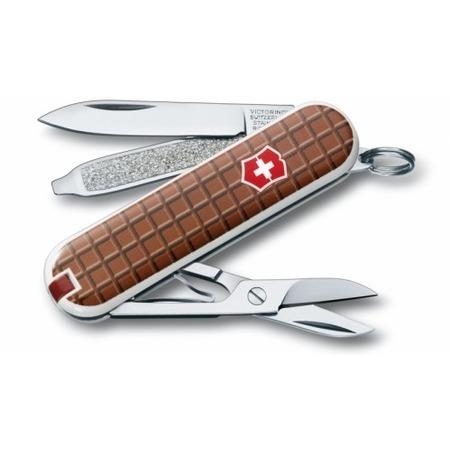 Купить Нож перочинный Victorinox Classic 0.6223.842 The Chocolate