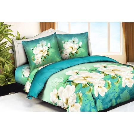 Купить Комплект постельного белья Pandora «Цветочная дымка». 1,5-спальный