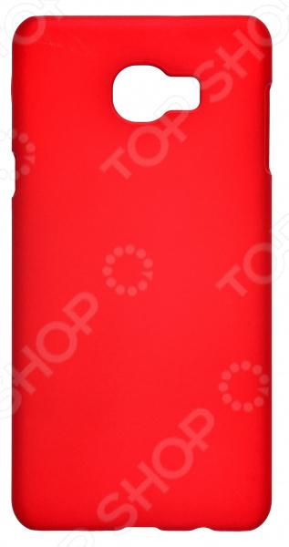 Чехол защитный skinBOX Samsung Galaxy C7 чехлы для телефонов skinbox накладка для lenovo vibe c skinbox серия 4people защитная пленка в комплекте