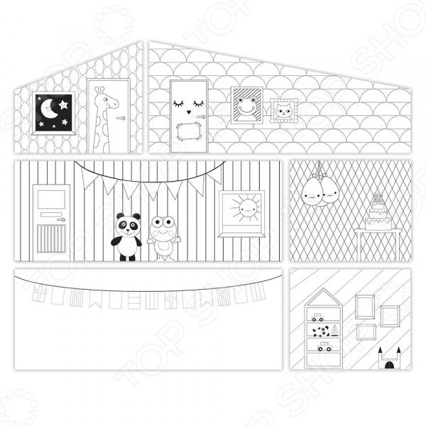 Аксессуары для домика Lundby «Креативные обои» скачать обои для samsung