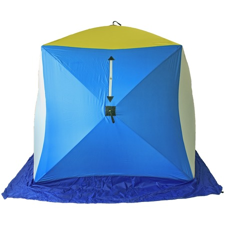 Купить Палатка СТЭК «Куб 2» LONG дышащая