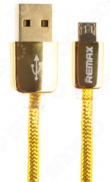 Кабель REMAX Gold MicroUSB кабель
