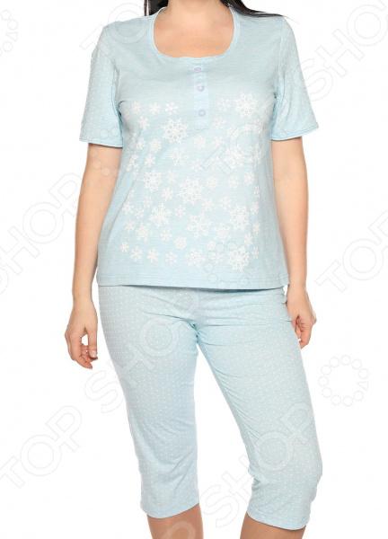 Пижама Алтекс «Счастливые дни» цены