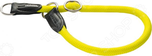Ошейник-удавка для собак Hunter Freestyle Neon ошейник удавка hunter collar training freestyle 60 10 нейлоновая стропа красный для собак