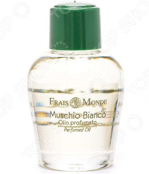 Масло парфюмерное Frais Monde «Белый мускус», 12 мл недорого