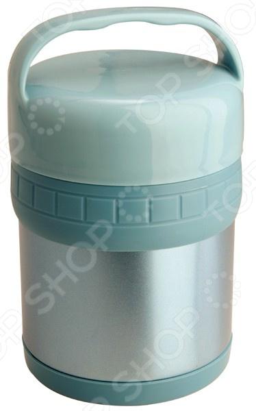 Термос ланч-бокс на 2 лотка Regent 93-TE-S-3-1000T цена