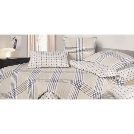 Купить Комплект постельного белья Ecotex «Коко Шанель»