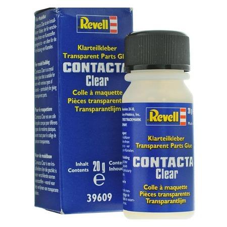Купить Клей прозрачный Revell Contacta Clear