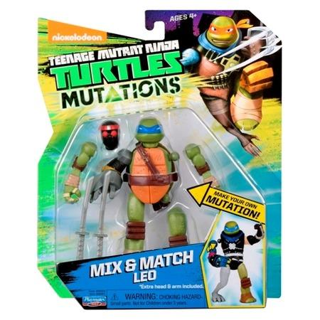 Купить Игрушка-фигурка Nickelodeon Mutation «Леонардо»