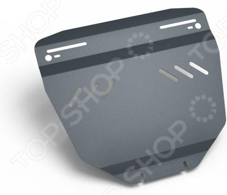 Комплект: защита картера и крепеж NLZ Honda CRV 2006-2012: 2,0/2,4 бензин МКПП/АКПП комплект защиты картера и крепеж eco toyota rav 4 2013 2 0 бензин мкпп акпп