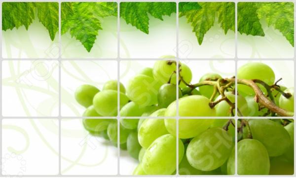 Экран защитный кухонный Bradex «Виноградная гроздь» Bradex - артикул: 958966