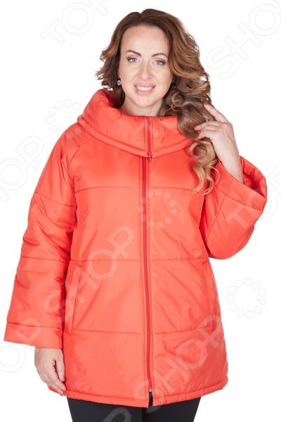 Куртка СВМ-ПРИНТ «Леонсия». Цвет: алый
