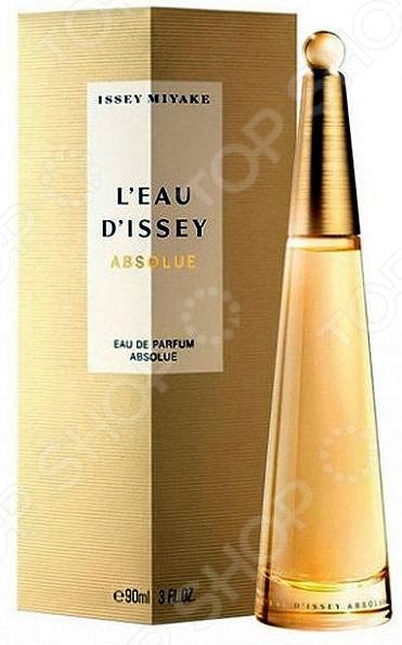 Парфюмированная вода для женщин Issey Miyake L'eau D'Issey Absoly issey miyake l eau d issey