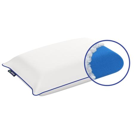Подушка анатомическая IQ Sleep IQ Vita