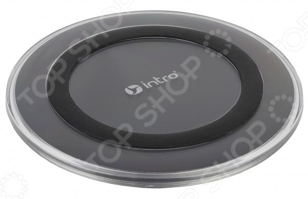 Устройство зарядное беспроводное Intro WPB250 беспроводное зарядное устройство intro wpb250 белый