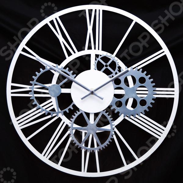 Часы настенные MEVOCLOCK «Рим 3D» Э007
