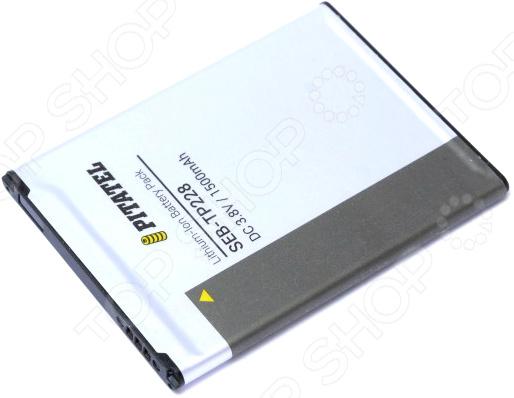 Аккумулятор для телефона Pitatel SEB-TP228 аккумулятор gerffins для samsung galaxy s4 mini eb b500ae