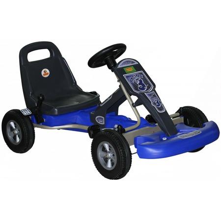 Купить Машина-каталка Wader с педалями «Карт»
