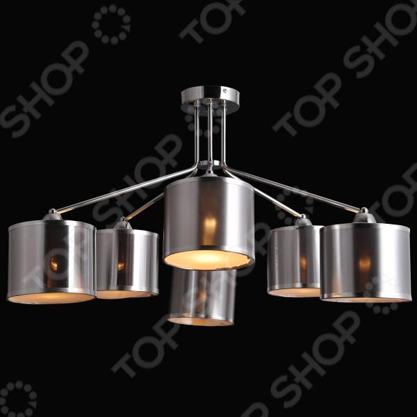Люстра Natali Kovaltseva Esprit 75092/6c Chrome natali kovaltseva настенно потолочный светильник natali kovaltseva 74001 1s chrome 40729