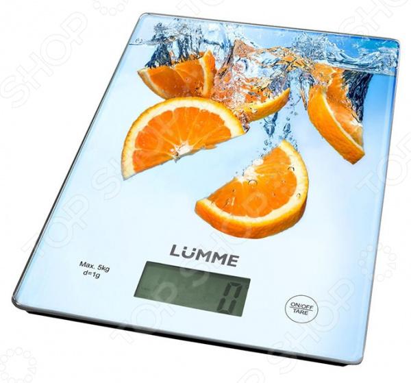 Весы кухонные LU-1340