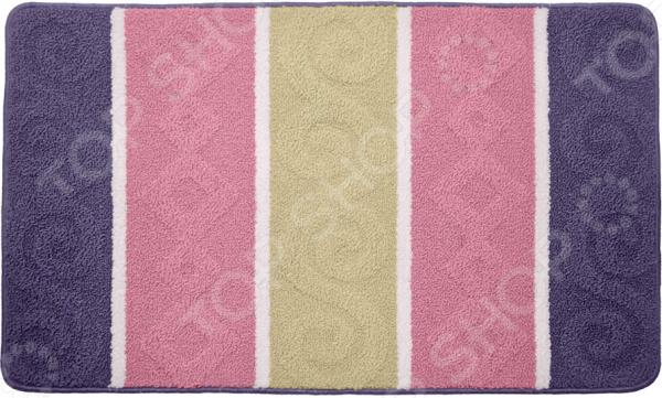 Коврик для ванной комнаты Kamalak textil УКВ-1062 коврик круглый для ванной dasch авангард