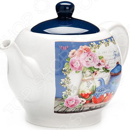 Чайник заварочный Loraine «Натюрморт» LR-26398