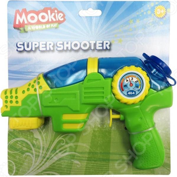 Пистолет водный Mookie 8945