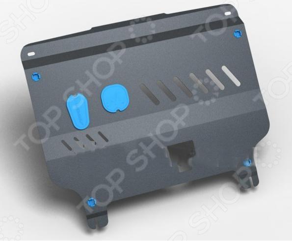 Комплект: защита картера и крепеж Novline-Autofamily FAW Besturn B50 2012: 1,6 бензин МКПП/АКПП подкрылок novline autofamily для faw besturn b50 2012 задний правый