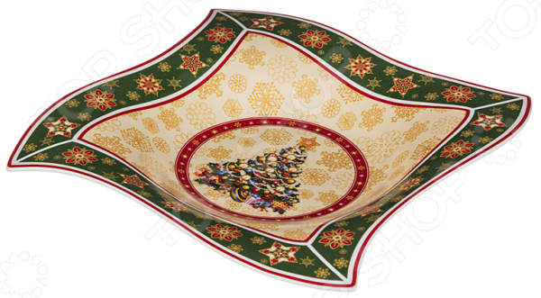 Блюдо Lefard «Новый Год!» 586-059