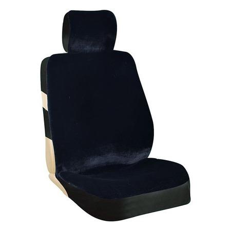 Купить Комплект чехлов на сиденья автомобиля SKYWAY Arctic «Мутон». Количество предметов: 5 шт