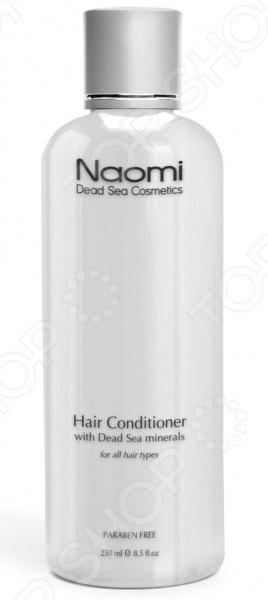 Бальзам-кондиционер для всех типов волос Naomi With Dead Sea Minerals