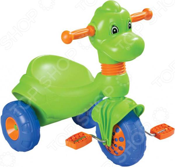 Велосипед трехколесный PILSAN Dino велосипед pilsan велосипед dino малыш в пакете