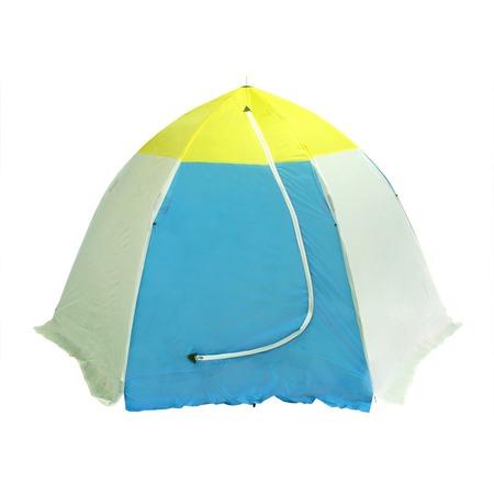 Купить Палатка СТЭК трехместная нетканая. В ассортименте