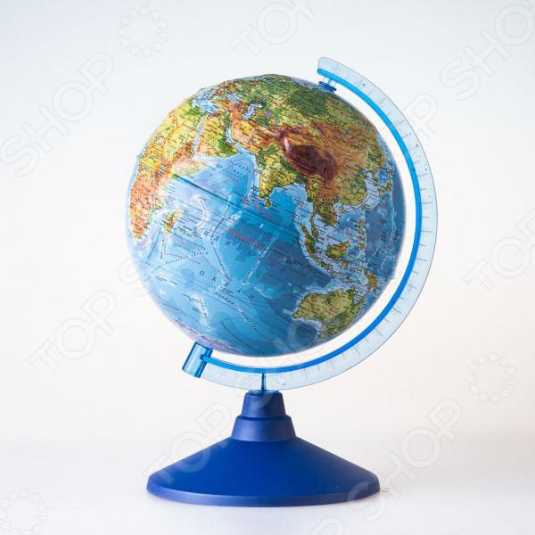 Глобус с подсветкой Globen «Физико-политический рельефный»