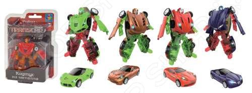 Игрушка-трансформер 1 Toy Transcar mini Т12063. В ассортименте