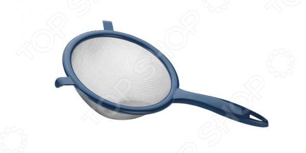 Сито Tescoma Presto. В ассортименте сито tescoma presto цвет светло зеленый диаметр 14 см