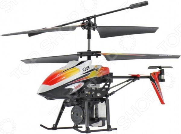 Вертолет на радиоуправлении ABtoys с гироскопом и с функцией распыления воды