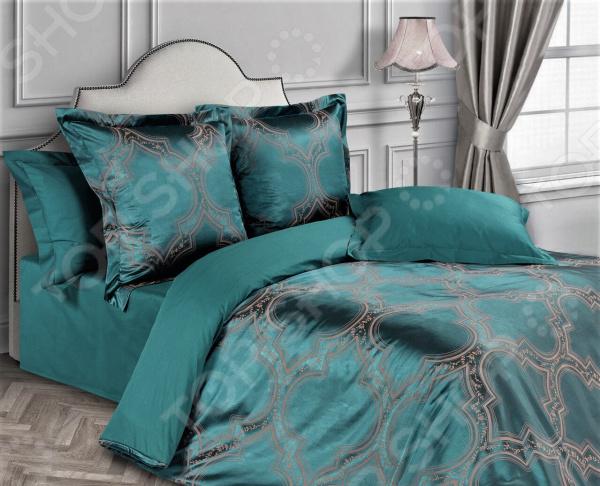 Комплект постельного белья Ecotex «Эстетика. Альфредо»