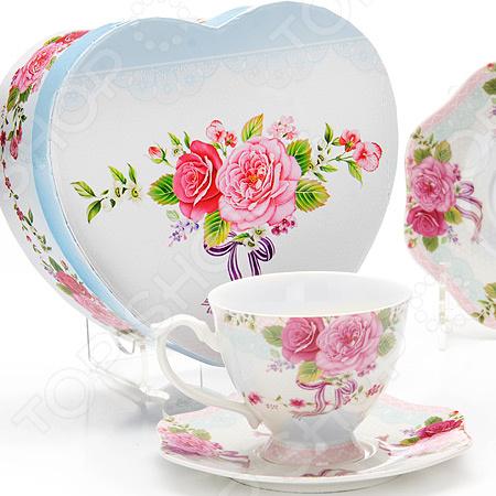 Чайная пара Loraine LR-26627