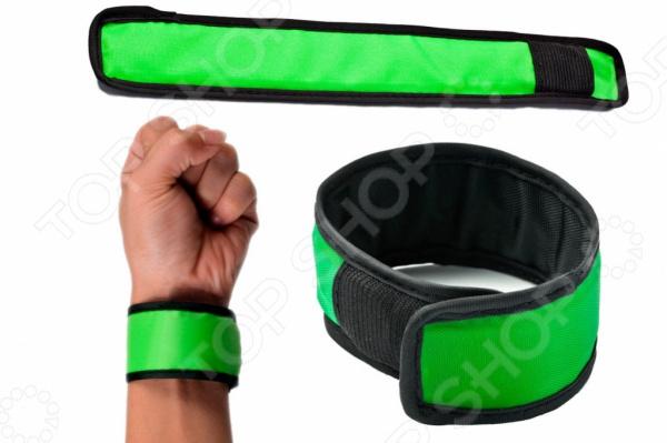 Слэп-Лента со светодиодной подсветкой Bradex Слэп-Лента со светодиодной подсветкой Bradex TD 0444 /Зеленый