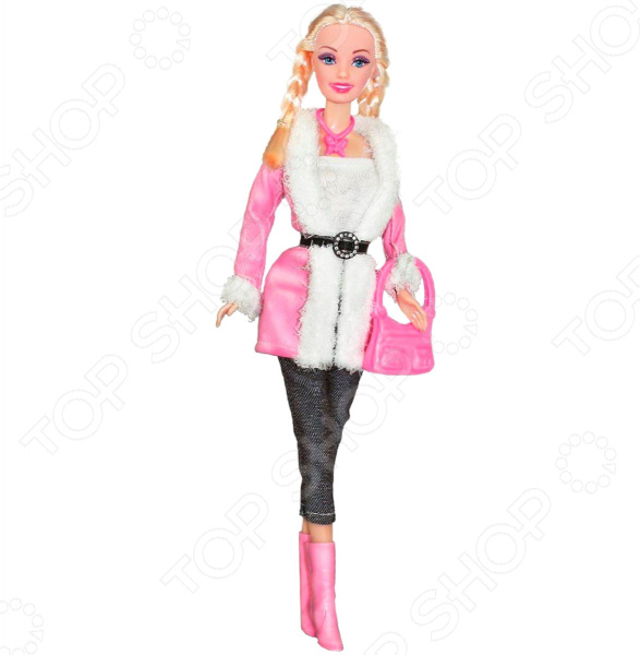 Кукла Toys Lab «Ася. Блондинка с косичками»