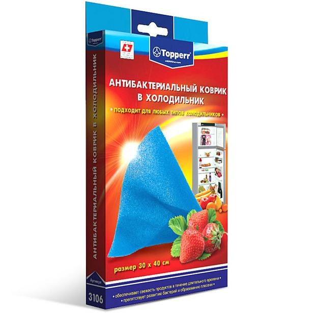фото Коврик для холодильника антибактериальный «Барьер»