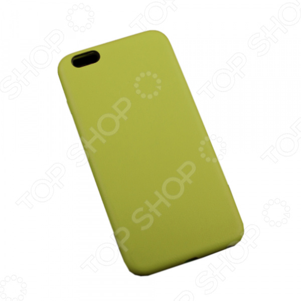 Чехол для iPhone 6/6S Plus Leather Case